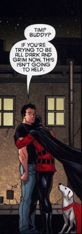 Tim Reunited with Superboy by LongShot-L on deviantART