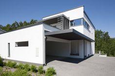 Modernia arkkitehtuuria, lisää ideoita www.lammi-kivitalot.fi