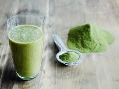 Shake mit grünem Moringapulver http://www.fuersie.de/kochen/rezeptideen/artikel/moringa-rezepte