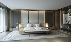chambre coucher ultra moderne