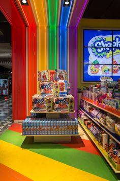 Toymate toy store by Creative 9, Sydney – Australia » Retail Design Blog