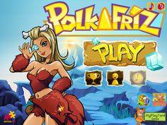 En este juego tendrás que usar puñetazos para mover o empujar bloques de hielo.
