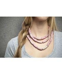 Ceramic & Silver Bliss  Mariza and Company ~ Jewelry