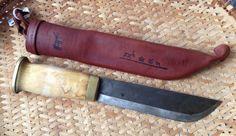 Handmade Leuku The Big Knife Finland 30cm