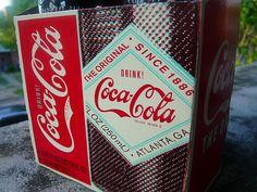 Vintage Coke Packaging ♻