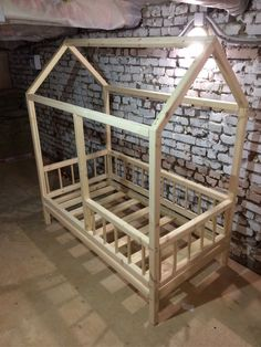 Baby Staff, Bunk Beds, Baby Room, Toddler Bed, Palette, Woodworking, Bedroom, Furniture, Creative