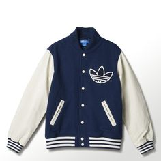 adidas 25 College Varsity Jacket | adidas UK