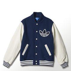 adidas 25 College Varsity Jacket   adidas UK
