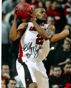 Ellis Myles Signed 8x10 Photo #SportsMemorabilia #LouisvilleCardinals