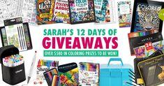 Fineliner Pens, Adult Coloring, Coloring Books, Christmas Activities For Kids, Christmas Ideas, Fine Point Pens, Marker Art, Pen Art