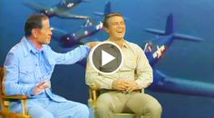 As You'd Expect, A Truthful, No BS Interview With The Most Famous Corsair Ace! This interview of Gregory 'Pappy' Boyington and Robert Conrad is definitely worth a watch. Described by the host as 'the most famous and most colorful pilot to come out of World War II,' they dis