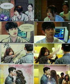 A korean drama called W, about a love story between a doctor and a main character from a webtoon. They travel between the real world, and the webtoon world. This drama shows the popularity of webtoons in Korea in that even a drama was written about it. Lee Jong Suk, Jung Suk, Lee Jung, W Two Worlds Art, Between Two Worlds, Korean Celebrities, Korean Actors, W Korean Drama, W Kdrama