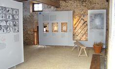 1ère salle: outils agricoles, maquette de la Commanderie... A quoi ressemblait la Commanderie au quotidien ?