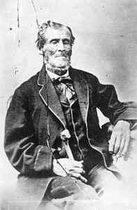 Q: Martin Harris is mentioned in several sections of the D&C, and became one of three witnesses to the Book of Mormon. What happened to him in the later years of his life?