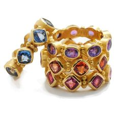 Carolyn tyler works with the amazing artists in bali for Carolyn tyler jewelry collection