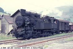 Steam Engine, Steam Locomotive, Austria, Switzerland, Germany, Journey, Times, Photos, Inspiration