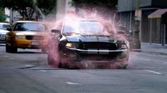Ford Mustang: GO FURTHER