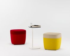 Bloom Ottoman by Keith Melbourne. Available from Stylecraft.com.au Modular Furniture, Furniture Manufacturers, Ottoman, Design, Home Decor, Stools, Workplace, Melbourne, Commercial