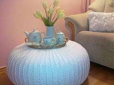 Úžitkový textil - Pouf GOLEM - 2637560