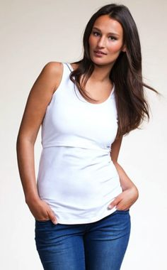 ca29b80ef394a Spring 2015 - Nursing Tank http   ellabella.ca collections new. Ella Bella  Maternity Boutique
