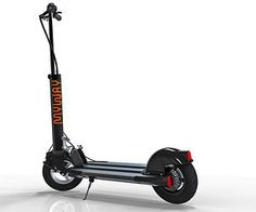 MyWay Electric Scooter - range 25-30km, lithium ion battery, max load 120kg, max speed 25km/h,tackle hills up to 25 degrees, 10 inch pneumatic tires, 14.5kg. S$2,000