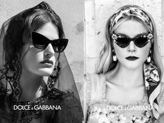 Glam chic will be the woman this summer in Dolce Gabbana sunglasses - Glam chic sera la femme cet été en lunettes de soleil Dolce Gabbana Jessica Stam, Bianca Balti, Giorgio Armani, Kendall Jenner, Cat Eye Sunglasses, Sunglasses Women, Photo Portrait, Dolce Gabbana, Eyewear