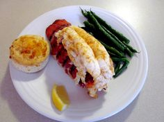 how to bake a lobster tail