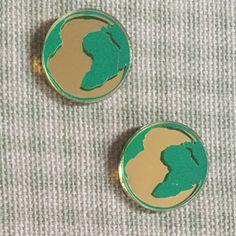 It's a Green Thing Earrings