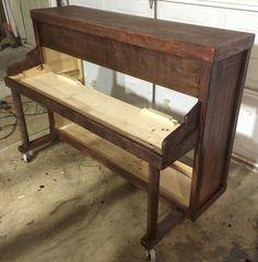 DIY digital piano stand?