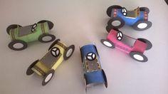 Macchine Ecologiche per Bambini  http://www.lovediy.it/macchine-ecologiche-per-bambini/ Un #lavoretto creativo per realizzare piccole #macchine #ecologiche, ed insegnare ai #bambini il rispetto per l'#ambiente...