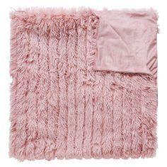 Fluffig pläd Fluffy, 130x170 cm, - Heminredning - Hemtextil - Hemtex