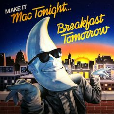 Being more than a little creeped out by the nightmare-inducing McDonald's mascot Mac Tonight: | 37 Childhood Things You'll Only Know If You're Over 30