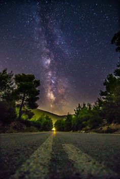 ~~Destination stars | Milky Way road by Vagelis Pikoulas~~