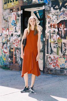 New York Fashion Week SS 2016....Hedvig