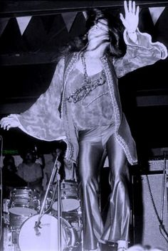 janis, in the moment...