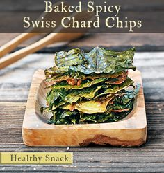 1000+ ideas about Swiss Chard Chips on Pinterest | Swiss Chard Recipes ...