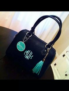 Beautiful A line bag from Initials Inc.