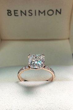 Most Popular Engagem  Most Popular Engagement Rings For Women ❤️ See more:  www.weddingforwar...   #weddings