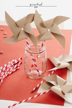 Tutorial / Paper pinwheel
