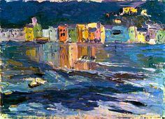 Wassily Kandinsky - Santa Marguerite, 1906