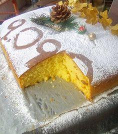 Η πιο αφράτη και εύκολη βασιλόπιτα κέικ που έχετε δοκιμάσει
