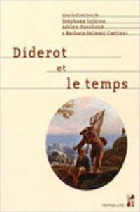 Stéphane Lojkine, Adrien Paschoud, Barbara Selmeci Castioni : Diderot et le temps