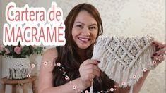 Macramé portfolio s – Macrame Macrame Patterns, Crochet Patterns, Micro Macramé, Macrame Bag, Youtube, Crochet Necklace, Weaving, Stitch, Knitting