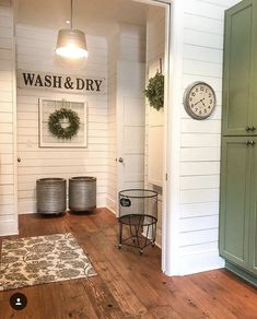 best small laundry room ideas to feel spacious inside (worth trying 9