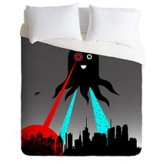DENY Designs Home Accessories | Brandon Dover Yay Duvet Cover