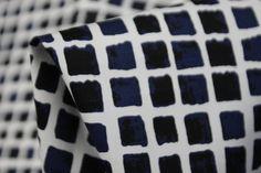 Night Windows - Stretch Cotton - Tessuti Fabrics - Online Fabric Store - Cotton, Linen, Silk, Bridal & more