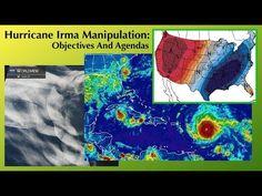 Hurricane Irma Manipulation: Objectives And Agendas ( Dane Wigington GeoengineeringWatch.org ) - YouTube