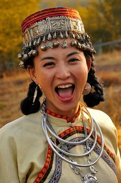 photo taken in Yunnan, China by Jonathan Kos-Read. people photography, world people, faces