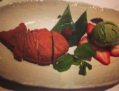 A perfect #japanese #dessert