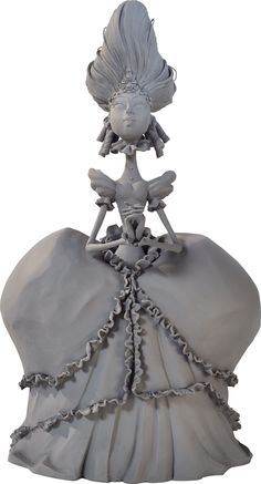 The Boxtrolls Lady Portley-Rind Maquette (LAIKA, 2014)....   Lot #94224   Heritage Auctions
